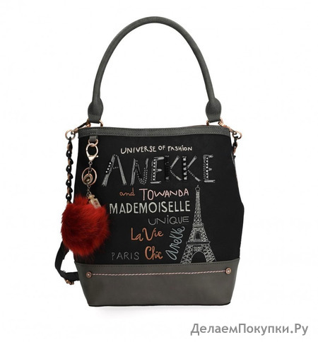 Сумка-рюкзак A*n*e*k*k*e Mademoiselle Paris Couture