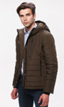Куртка мужская на утеплителе                                            199819                           ДЕМИСЕЗОН