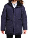 Куртка мужская пуховая  без опушки  12207