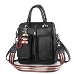 A-9817 Новая, модная сумка - рюкзак.   2 в 1.