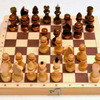 шахматы походные (Код: CH410)