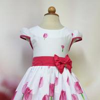 Лара, тюльпан розовый