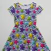 474. платье для девочки 474/001н