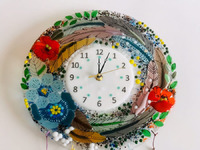 Настенные часы «Птичье гнёздышко»