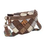 Женская сумка из кожи 0500918-4