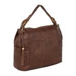 Женская сумка из кожи 50010123-2 brown