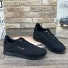 Мужские кроссовки А8203-1 черные
