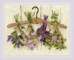 """Набор для вышивания «Риолис» («Сотвори Сама») 1717 """"Пряные травы"""""""