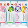 Детская зубная паста с ароматом клубники Pororo Toothpaste For Kids Clean&Refresh Strawbery, 80 мл