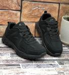 Женские кроссовки 8106-2 черные