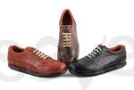 Повседневная обувь ОБУВЬ МУЖСКАЯ КОЖАНАЯ 102 (новая цена)
