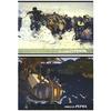 Альбом для рисования, А4, 210х297 мм, 32 л, скоба, 100 г/м2, картон мелованный, РУССКИЙ МУЗЕЙ, 2 дизайна, белый