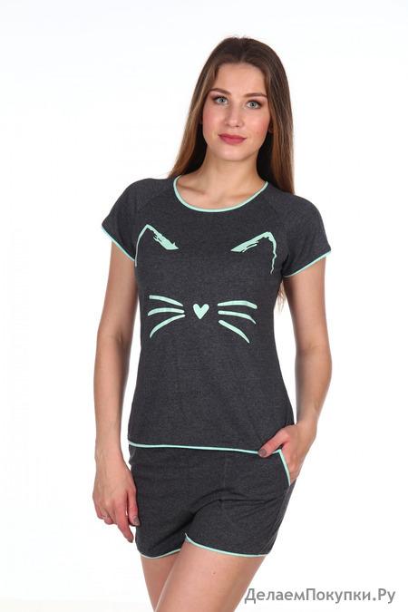 к8 костюм кошка шорты