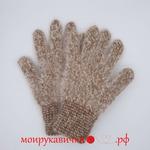 Пуховые перчатки Зимний день Мужские/женские