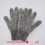 Пуховые перчатки Зимний вечер Мужские/женские