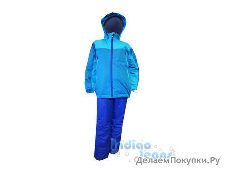 Яркий горнолыжный костюм, для мальчиков, Color Kids(Дания)