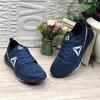 Женские кроссовки R 8080-3 темно-синие