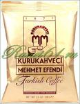 КОФЕ МОЛОТЫЙ MEHMET EFENDI ТУРЦИЯ (0,1КГ)
