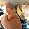 Подушки из алькантары