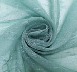 Имитация льна Дождик Артикул: 91/13375-1105 светло-бирюзовый Состав ткани: 100% полиэстер Ширина рулона: 290