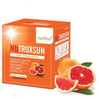 Питьевой коллаген 10 000 мг с каротином для молодости кожи и красивого загара