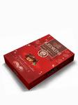 Конфеты (7) Kedrini. Кедровый орех с клюквой в молочном шоколаде, 80 г