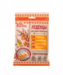 Леденцы живичные «Радоград» в саше-пакете, с прополисом (облепиха и мёд на сахаре) (10 шт)