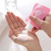 Портативный силиконовый диспенсер для мыла, лосьона или антисептика