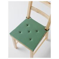 JUSTINA ЮСТИНА Подушка на стул,35/42x40x4.0 см. Цвета разные