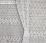 Сетка жаккар 19097-5 150см Артикул: 37/19097-5-7 Состав ткани: 100% полиэстер Ширина рулона: 150