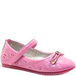 Туфли для девочек КОЛОБОК 8086-19 роз