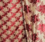 Блэкаут с рисунком двусторонний Астрид Артикул: 37/18087-7-5 бордовый Состав ткани: 100% полиэстер Ширина рулона: 280