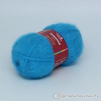 ПУШИНКА LIGHT, цвет голубая бирюза, 0,5 кг