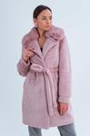 Шуба Винтер розовый 295-69-2 от Emass
