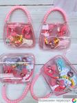 Набор детских аксессуаров в сумочке арт. 990762