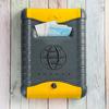 Ящик почтовый, пластиковый, «Стандарт», с щеколдой, с накладкой, серый