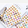 Наклейки Emoji 4 листа, 192 шт 9046277