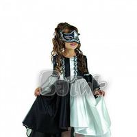 Детский карнавальный костюм Домино (зв.маскарад) 471