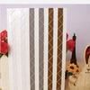 Уголки для фото самоклеющиеся Золото-Серебро-Белый, 102 штуки на листе 904337