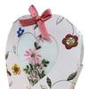 Носовой платок женский в подарочной упаковке БАНТ 1 пр р-р 30х30