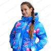 Куртка+Полукомбинезон дев. подростк. KALBORN K14-65 синий (9442)