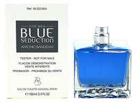 Antonio Banderas Blue Seduction for men eau de toilette 100ml ТЕСТЕР ОРИГИНАЛ