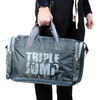 Спортивная сумка №25 Серый Triple jump