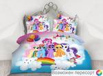 Комплект постельного белья детский - 1.5 спальный арт. 951047