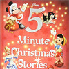 Disney 5-Minute Christmas Stories (5-Minute Stories) Hardcover – Illustrated, September 13, 2016