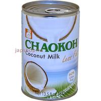 Chaokon Кокосовое молоко, лайт, ж/б, 400 мл