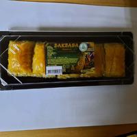 "Баклава ""Классик"" с грецким орехом 200 гр"