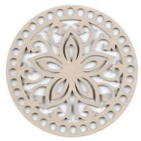 Круг Лилия с орнаментом 15 см.