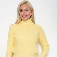 """Пуловер """"Пикколо"""" (лемончелло)"""