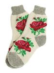 """Носки женские """"Розы"""""""